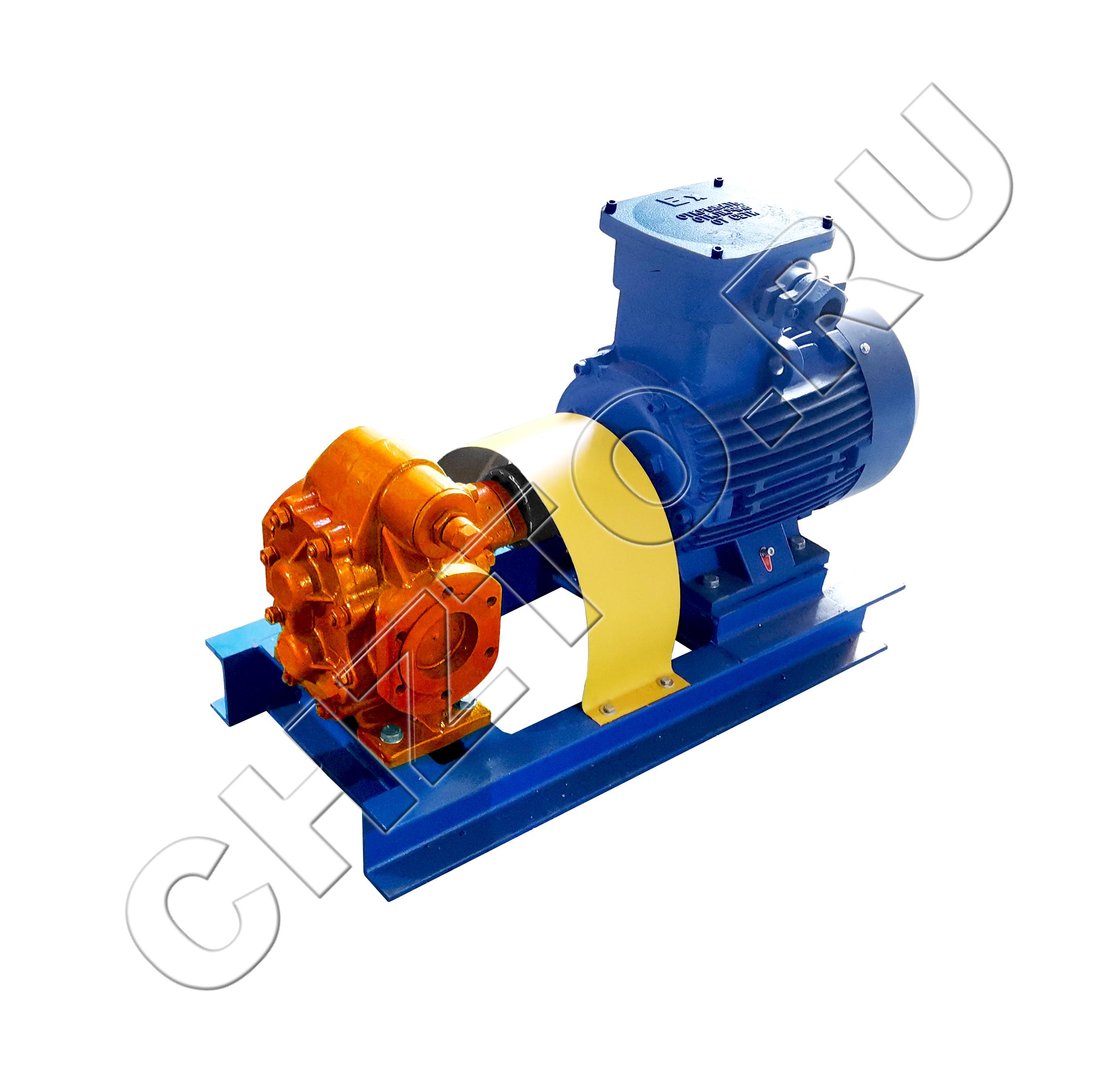 Насосный агрегат ТАНКЕР-Ш.200