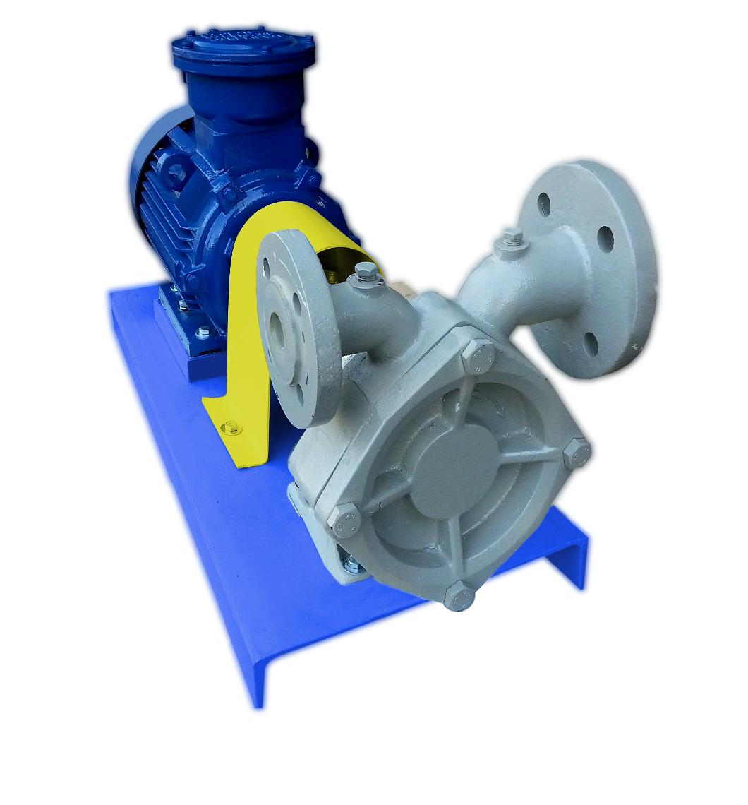 Насосный агрегат ТАНКЕР-СУГВ дляперекачивания сжиженных газов (бутан, пропан, метан)
