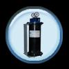 Фильтр – сепаратор тонкой очистки светлых нефтепродуктов (бензин, керосин, дизельное топливо)