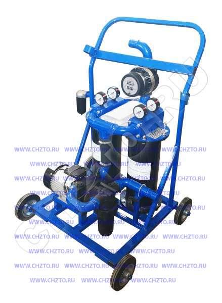 Фильтр сепаратор ТАНКЕР 150 л/мин длядизельного топлива