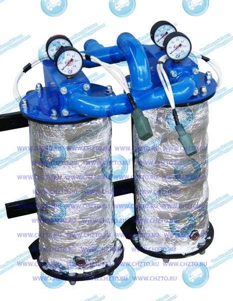 Фильтр-Сепаратор для очистки топлива с предпусковым подогревом